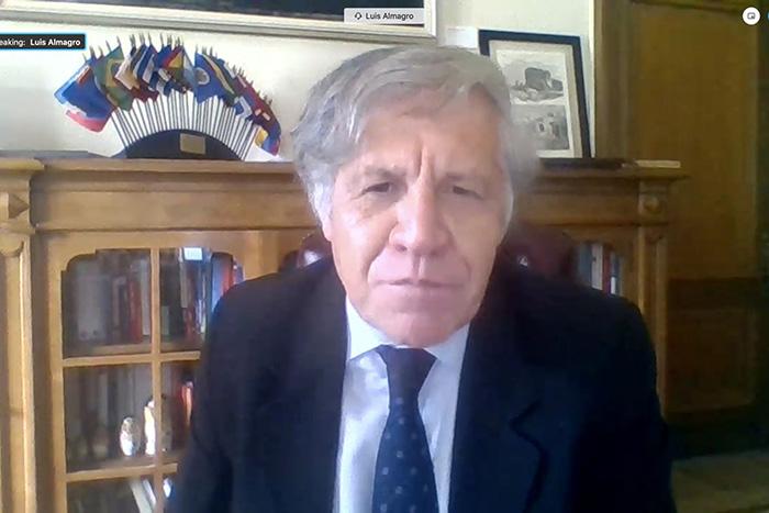 OEA: fortaleceremos el trabajo con el nuevo gobierno peruano