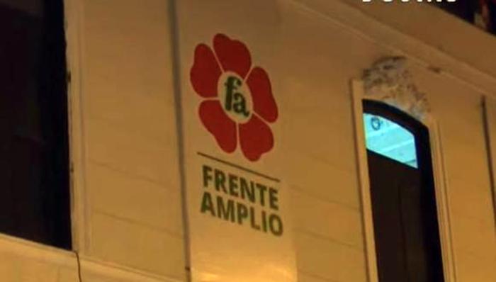 Frente Amplio señala que no hará alianza electoral con Juntos por el Perú ni con Perú Libre