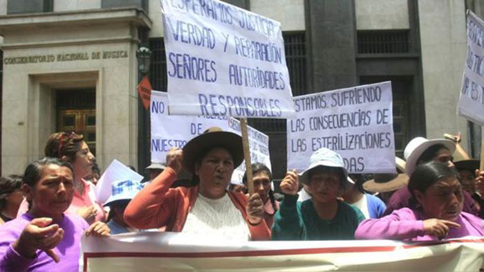 Fiscalía presentará cargos contra Alberto Fujimori y exministros por esterilizaciones forzadas
