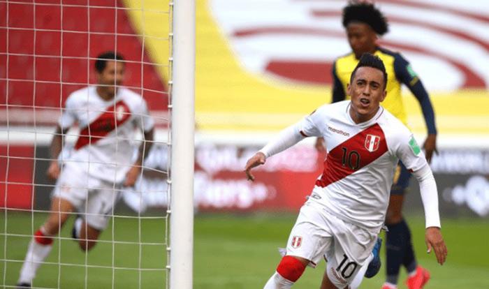 ¡Estamos vivos! Perú le ganó 2-1 a Ecuador y sumó su primera victoria en las Eliminatorias Qatar 2022