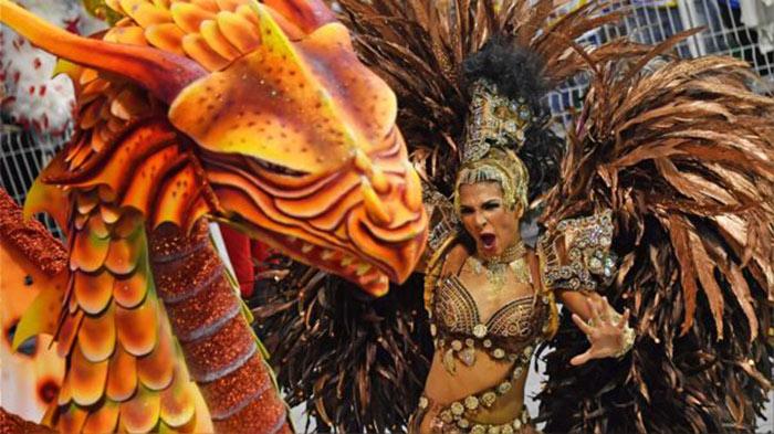 El Carnaval de Río 2022 podría celebrarse sin restricciones, señaló el alcalde Eduardo Paes