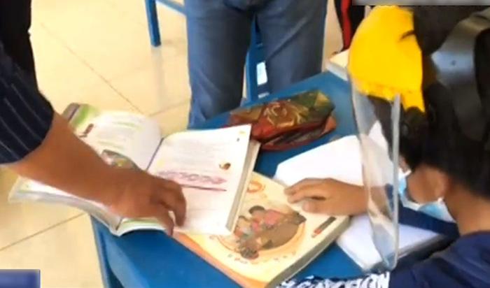 Ica: inician clases presenciales en cuatro colegios de la región