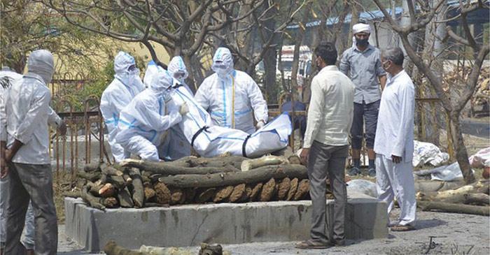 Coronavirus en India: un nuevo récord de muertes en el país epicentro mundial de la pandemia