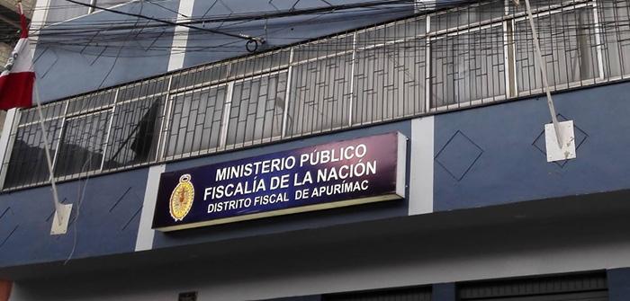 Justicia apurimeña condena sujeto a 16 años de cárcel por robo a mano armada en Abancay