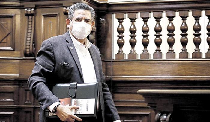 Denuncian que Manuel Merino ya armaba su gabinete antes de la vacancia presidencial