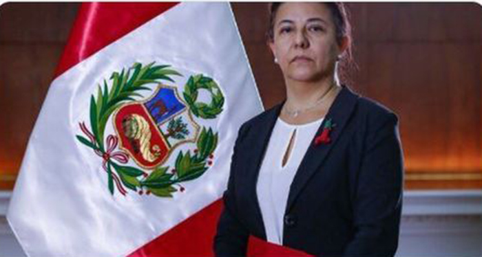 CNDDHH recolecta firmas ante cuestionamientos contra ministra Gisela Ortiz