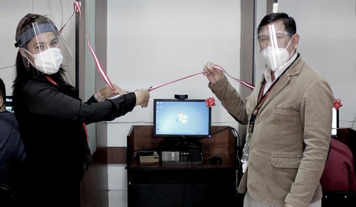 Corte Superior de Justicia de Apurímac implementa ocho módulos para audiencias virtuales en cárceles