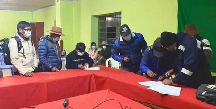 Espinar: se reinicia proceso de consulta previa del proyecto Coroccohuayco en modalidad virtual