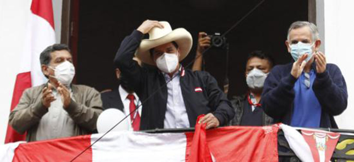 Perú Libre se pronuncia en Twitter y rechaza declaraciones de Keiko Fujimori