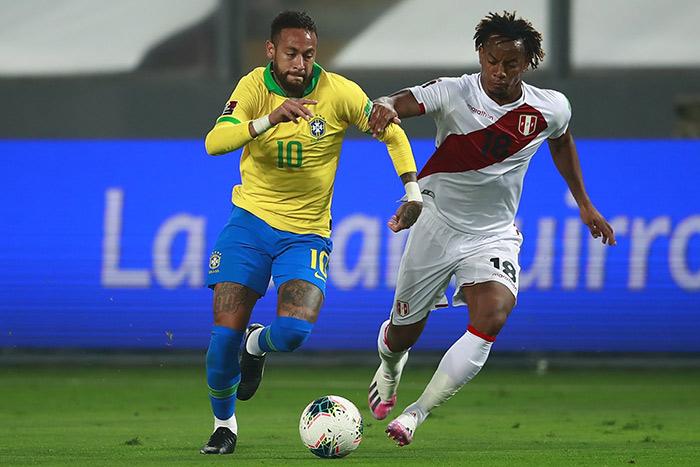 Eliminatorias: Brasil derrota 4 a 2 a Perú
