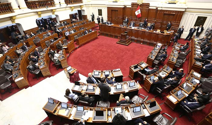 Congreso investigará a gobiernos regionales de Tumbes, Ucayali y Apurímac