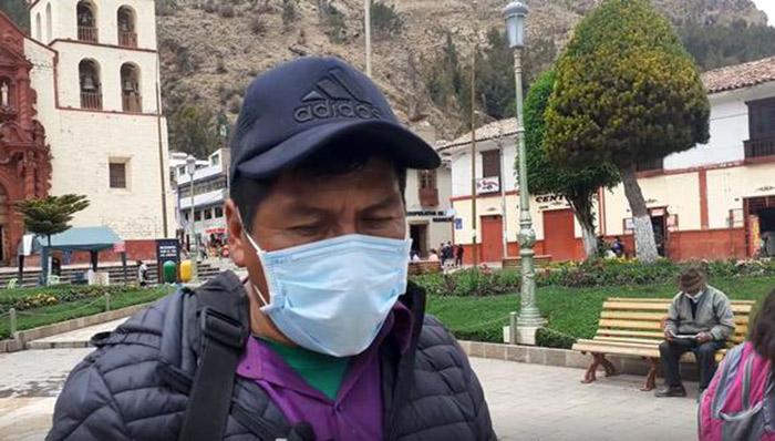 Huancavelica: comuneros de Ccarhuacc darán cuota de mil soles y construirán colegio