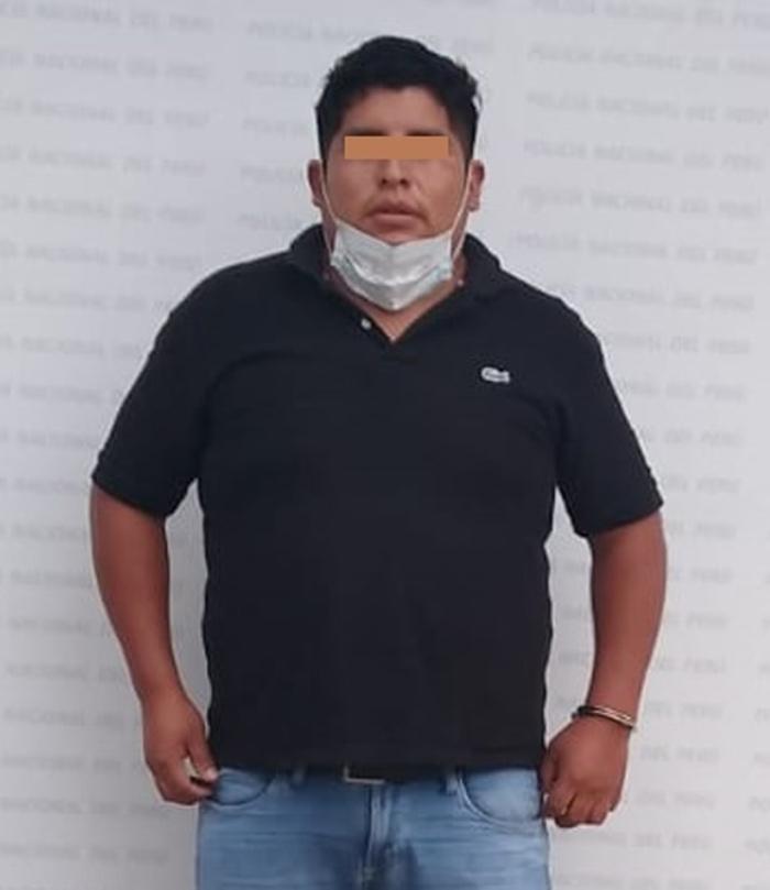 Policía detiene a sujeto con orden de captura por presunto tráfico ilícito de drogas