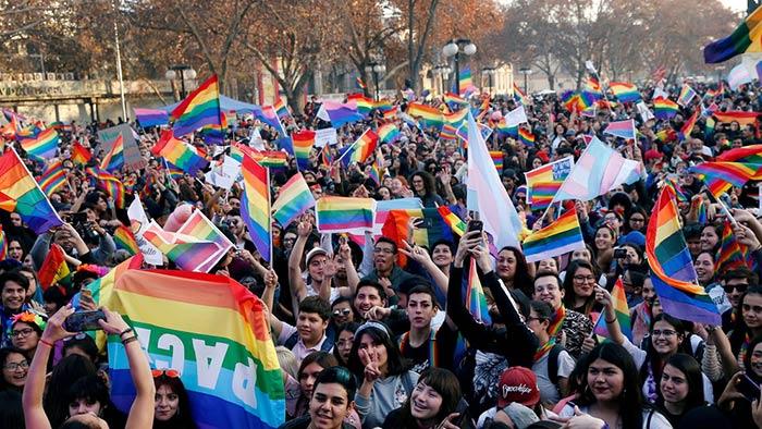 El Senado de Chile aprueba el proyecto de ley de matrimonio igualitario