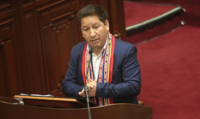 Guido Bellido renunció a la Presidencia del Consejo de Ministros