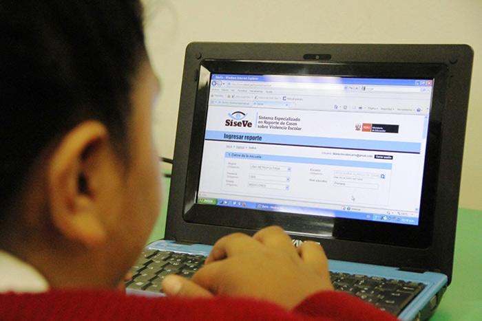 Covid-19: reportan 341 casos de ciberacoso escolar durante la pandemia