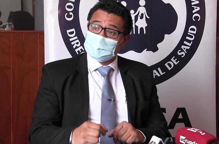 Aun no instalan redes de cobre que llevarán oxígeno a camas del hospital Guillermo Díaz de la Vega