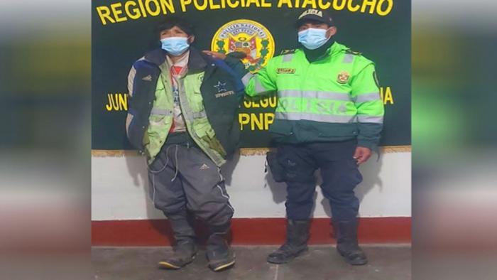 Ayacucho: menor es asesinada con un hacha presuntamente por su tío