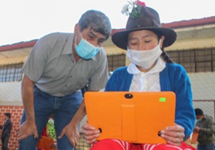 DRE Apurímac busca cerrar brechas de conectividad para mejorar servicio educativo en toda la región