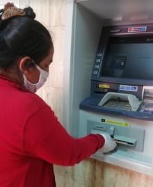 Banco de la Nación extiende vigencia de tarjetas de débito vencidas.