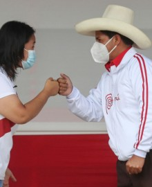 Ciudadanía tiene el derecho de conocer las propuestas y planes de gobierno por candidatos Pedro Castillo y Keiko Fujimori