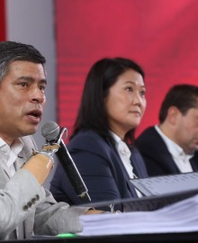 Fuerza Popular presentará nuevas acciones legales por proceso electoral