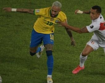 Perú perdió 4-0 ante Brasil por el grupo B de la Copa América 2021