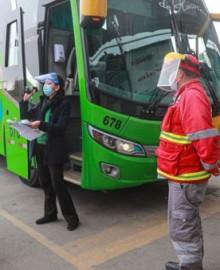 Transporte terrestre: Así serán los viajes interprovinciales desde el 1 de marzo