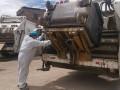 Ayacucho: 83 trabajadores de limpieza positivos al Covid y tres vehículos recolectores en mal estado