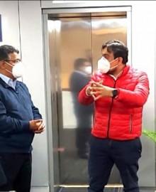 Alcalde de Talavera solicitó ampliación de la pista aterrizaje del aeropuerto de Andahuaylas