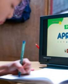 Minedu: emisión de Aprendo en Casa comienza este lunes: ¿Cuáles son los horarios de las clases?