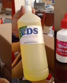 Arequipa: incautan frascos con dióxido de cloro que eran vendidos en centro de estética