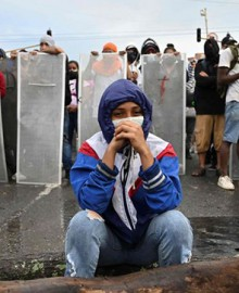 Colombia enfrenta su peor momento en la pandemia en mitad del descontento social
