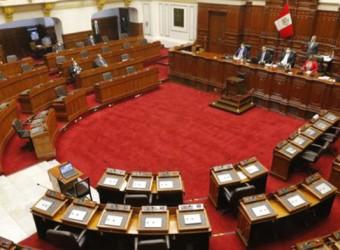 Congreso dio cuenta sobre nueva moción de vacancia contra el presidente Martín Vizcarra