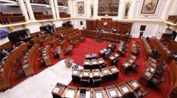 El Congreso empezó debate de la ley de presupuesto 2021