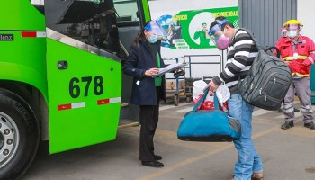 Conoce cómo será el transporte interprovincial terrestre de pasajeros desde el 1 de marzo