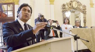 Declaran improcedente habeas corpus a favor de Vladimir Cerrón en Ayacucho
