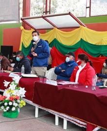 Sin acuerdos culminó mesa de trabajo sobre canon minero en Cotabambas