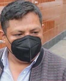Fiscalía solicita impedimento de salida del país contra Richard Rojas García