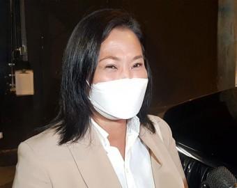 Keiko Fujimori no podrá viajar a evento en Ecuador por gravedad de los delitos y peligro procesal
