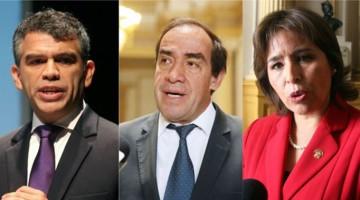Elecciones 2021: Guzmán, Lescano y Vílchez encabezan los resultados de las elecciones internas de sus partidos