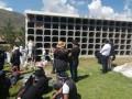 Huancavelica: cementerio general colapsó debido al incremento de fallecidos por Covid-19