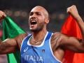 Lamont Marcell Jacobs se convierte en el hombre más rápido del mundo al ganar los 100 metros planos para Italia