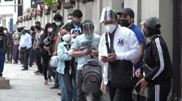 Más de 10,70 ciudadanos apurimeños se inmunizaron contra la Covid-19 el fin de semana