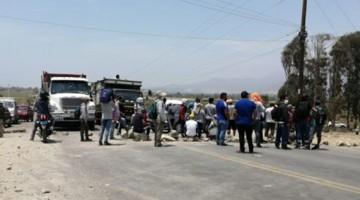 La Libertad: un manifestante falleció durante protestas en Virú