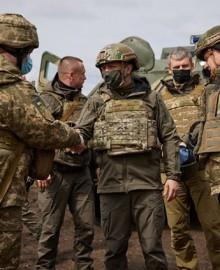 La Unión Europea denunció que Rusia ya ha movilizado 150.000 soldados a la frontera con Ucrania y en Crimea