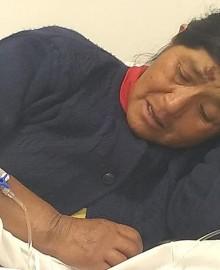 Casi matan a indefensa mujer campesina en distrito de Santa Rosa