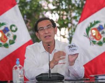 """Martín Vizcarra al Congreso: nuevo intento de vacancia """"sí lo hacen rapidito"""""""