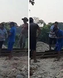 Madre de Dios: mineros ilegales agreden a guardaparque de la Reserva Comunal Amarakaeri