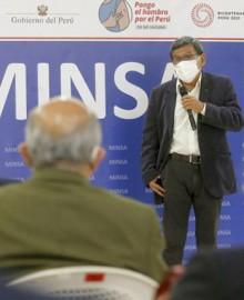 Ministro de Salud: se redoblarán esfuerzos para enfrentar una eventual tercera ola del Covid-19